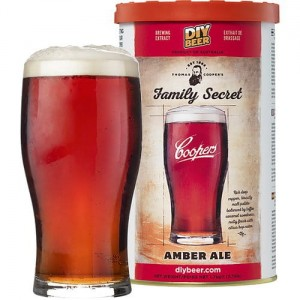 Brewkit Coopers Family Secret Amber Ale