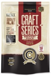 Mangrove Jack's Craft Series 2,2kg CHOCOLATE BROWN ALE