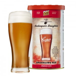 COOPERS 1,7kg Innkeeper's Daughter Sparkling Ale