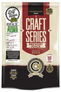 Mangrove Jack's Craft Series 2,2kg NEW ZELAND PILSNER